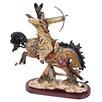 Design Toscano On the Hunt Native American Figurine