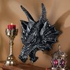 Design Toscano Sir Lamorak's Dragon Wall Trophy