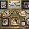 Design Toscano Folk Art Optometrist Trade Wall Sculpture