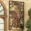 <strong>Secret Garden Fairy Starglow Metal Wall Decor</strong> by Design Toscano