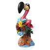 <strong>Flamingo Frank in Paradise Garden Statue</strong> by Design Toscano