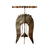Design Toscano Angel Wing Wine Stewards Opener Wall Sculpture