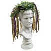 <strong>Bust Planter of Antiquity Emperor Caligula Statue</strong> by Design Toscano