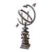 <strong>Design Toscano</strong> Hyde Park Authentic Armillary Sphere Garden Statue