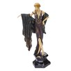 Design Toscano Flapper Follies Coy Poser Figurine