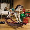 Design Toscano Victorian Carousel Pony Rocking Horse Statue