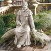 <strong>In Nature's Sanctuary St. Francis Garden Statue</strong> by Design Toscano