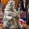 <strong>Design Toscano</strong> Dom the Monk, Inventor of the Champagne Figurine