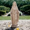 <strong>Madonna Blessed MoTher Garden Statue</strong> by Design Toscano