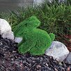<strong>European Style Sculptural Bunny Rabbit Topiary Statue</strong> by Design Toscano