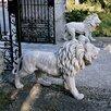 <strong>Design Toscano</strong> Regal Lion Sentinels of Grisham Manor Statue (Set of 2)