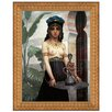 <strong>Design Toscano</strong> The Harem Servant Girl, 1874 by Paul Desire Trouillebert Framed Painting Print