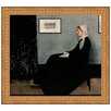 <strong>Design Toscano</strong> Portrait of the Artist's Mother, 1871 by James Abbott McNeill Whistler Framed Painting Print