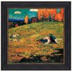 <strong>Design Toscano</strong> The Blue Horseman, 1903 by Wassily Kandinsky Framed Painting Print