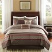 <strong>Madison Park</strong> Princeton 7 Piece Comforter Set