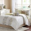 <strong>Madison Park</strong> Caelie 6 Piece Coverlet Set