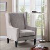 <strong>Madison Park</strong> Colette Wing Chair
