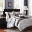 Madison Park Crosby 7 Piece Comforter Set