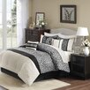 <strong>Dover 7 Piece Comforter Set</strong> by Madison Park