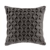 Madison Park Waffle Knit Square Throw Pillow