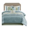 Madison Park Carter 6 Piece Duvet Cover Set