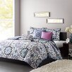 <strong>Madison Park</strong> Nica 6 Piece Coverlet Set