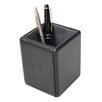 Royce Leather Genuine Leather Executive Pen Pencil Accessory Organizer