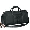 "Bellino Vintage Voyager 21"" Leather Travel Duffel"