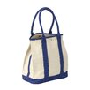 <strong>Preferred Nation</strong> Travelwell Natural Cotton Canvas Tote Bag