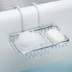 <strong>Soap and Sponge Bathtub Caddy</strong> by Taymor Industries Inc.