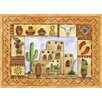 <strong>Southwestern Fun</strong> by Custom Printed Rugs