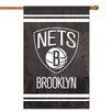 <strong>The Party Animal, Inc</strong> NBA Appliqué House Flag
