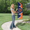 The Party Animal, Inc NFL Swooper Flag Kit