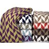 <strong>Eco Chevron Throw Blanket</strong> by In2Green
