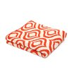 <strong>Eco Royal Cotton Yarn Throw</strong> by In2Green