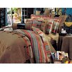 <strong>Hallmart Collectibles</strong> Siesta 9 Piece Queen Comforter Set