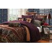 <strong>Hallmart Collectibles</strong> Petra 10 Piece King Comforter Set