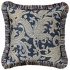 <strong>Jennifer Taylor</strong> Hampton Pillow with Brush Fringe