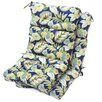 <strong>Greendale Home Fashions</strong> High Back Chair Cushion (Set of 2)