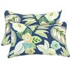 Greendale Home Fashions Rectangle Marlow Outdoor Accent Pillows (Set of 2)