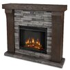 <strong>Real Flame</strong> Avondale Cast Mantel Electric Fireplace