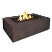 Real Flame Baltic Rectangle Propane Table
