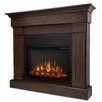Real Flame Slim Crawford Electric Fireplace