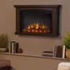 Real Flame Slim Brighton Wall Mounted Electric Fireplace