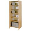 <strong>Gallo 5 Shelf Cabinet</strong> by Interlink