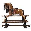 Authentic Models Museum Victorian Rocking Horse