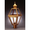 Boston 1 Light Outdoor Post Lantern