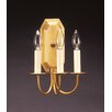 <strong>Sconce 3 Light Candelabra Socket</strong> by Northeast Lantern
