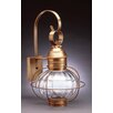 <strong>Onion Medium Base Socket Caged Wall Lantern</strong> by Northeast Lantern