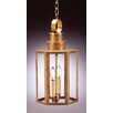 Hardwick Medium Base Sockets Hexagon 1 Light Hanging Lantern
